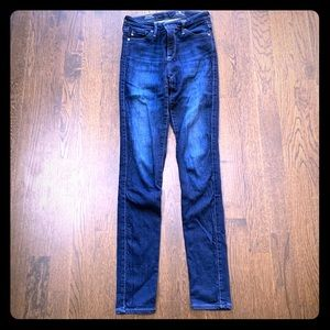 "Ag jeans style ""the abbey"""